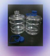 Galon 2 liter natural